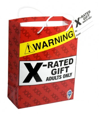 GIFT BAG-X RATED