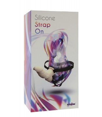 Silicone Strap-on Flesh