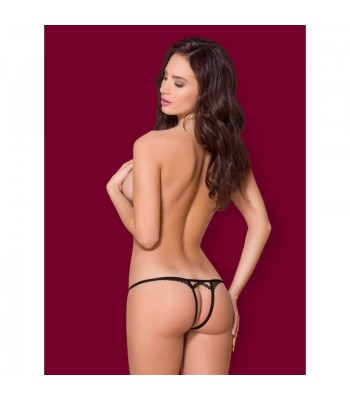 876-THC-1 Crotchless Thong