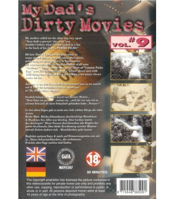MY DAD'S DIRTY MOVIES #9 (Lezzies-a-go-go)