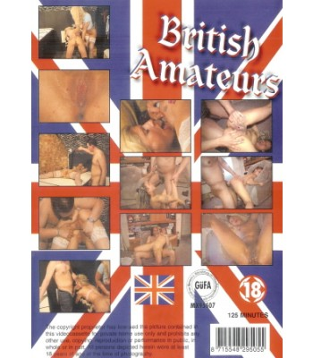 BRITISH AMATEURS-125 MIN