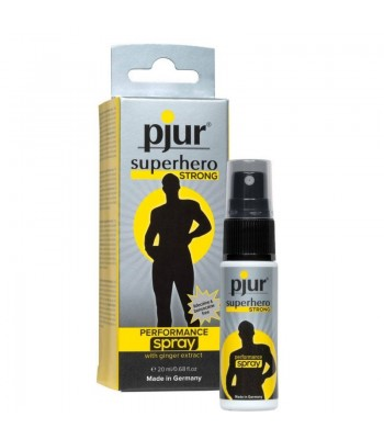 Pjur Superhero Strong delay spray 20 ml