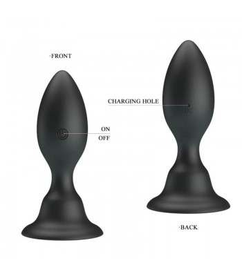 Pretty Love Rechargeable Anal Plug