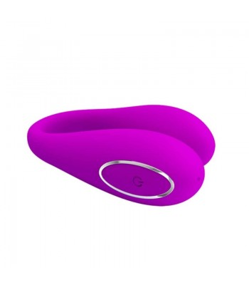 Pretty Love August Rechargeable Wireless Couples Vibe
